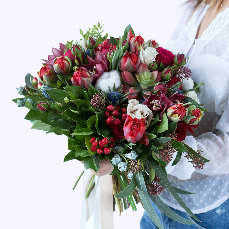 Пышные пионы цветы