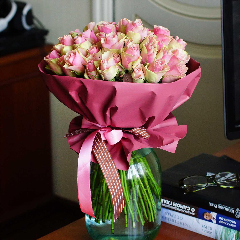Купить цветы поштучно спб